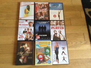 DVD. movies