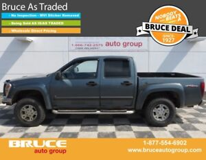 2006 GMC Canyon SLE 3.5L 5 CYL AUTOMATIC 4X4 CREW CAB