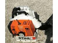 Sthil br380 back pack petrol blower