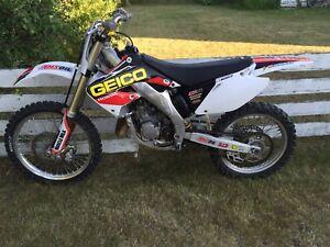 2002 CR 125 CLEAN