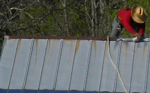 Wanted Metal Roofing