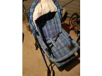 Graco pushchair buggy pram baby toddler FREE DELIVERY