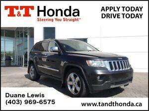 2011 Jeep Grand Cherokee Limited* Local Car, Rear Camera, Heated