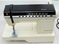 Singer Futura 1100-series electronic sewing machine for SPARES