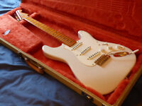 Mary Kaye 1957 Fender Stratocaster, made in 1988 - Serial number V034256