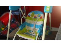 Fisher price 3 in 1 swing