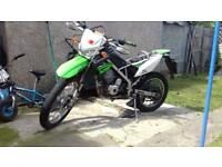 Klx 125 2012 mot till the end of next month