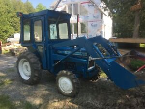 ford compact tractor