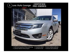 2010 Ford Fusion SE - SUNROOF, POWER SEAT, CRUISE, POWER GROUP!