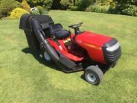 Ride on mower lawnmower hydrostatic