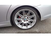 Full Set of BMW 19 inch MV4 Alloy Wheels MSport