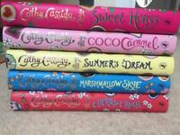Cathy Cassidy 'The Chocolate Box Girls' Complete Collection