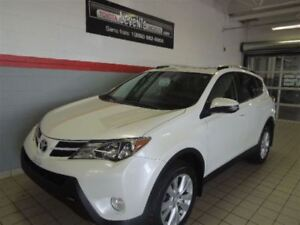 2013 Toyota RAV4 LIMITED CUIR-MAGS-TOIT OUVRANT