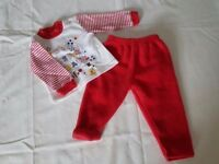 3 to 6 Months Outfit Bundle