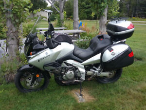 A GREAT BIKE FOR SALE ----JUST JUMP ON & GO !!!
