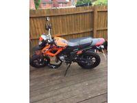 Keeway TX50 50cc Learner Motorbike