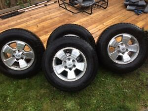 Truck Winter Tires and Wheels for sale