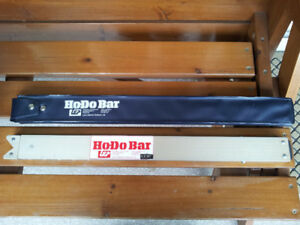 DOOR SECURITY BAR - ADJUSTABLE