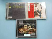 CD double albums