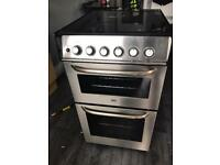 Zanussi Stainless Steel Gas Cooker