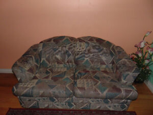 Great Condition Sofa and Love-seat