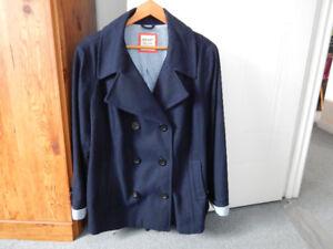 Old Navy Jacket (part wool) - 2X - $15