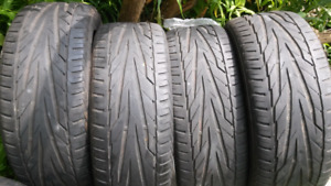 16 INCH TIRES MULTIPLE PAIRS AND SETS..$40 a pair or $60 a set