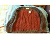 Boys jumper new