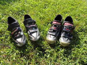 Chaussures pour cycliste