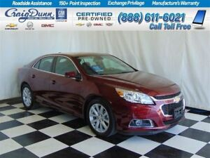 2015 Chevrolet Malibu 2LT * Local Trade * 1 Owner *