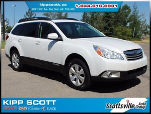 2012 Subaru Outback 3.6R Limited AWD, Leather, Nav, Bluetooth