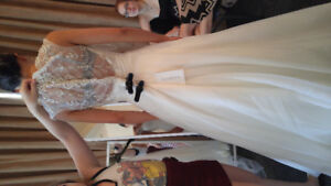 Bridal size 8 Jasmine wedding dress