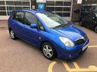 Toyota Verso 1.8 VVT-i auto T3 FSH ** IMMACULATE ** LOW MILEAGE **