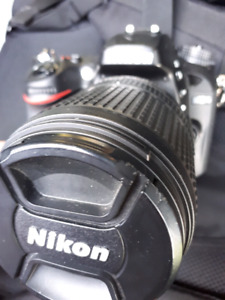 D7200 with 18-140mm $1200.00