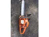 Husqvarna 346xp professional chainsaw