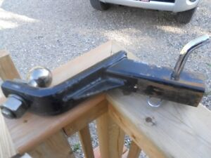 """trailer Hitch with  2"""" ball"""