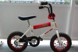 """retro 12'5 """" retro 12""""5  KENT BMX bike"""