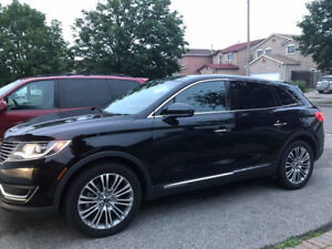 2016 Lincoln MKX SUV, Crossover