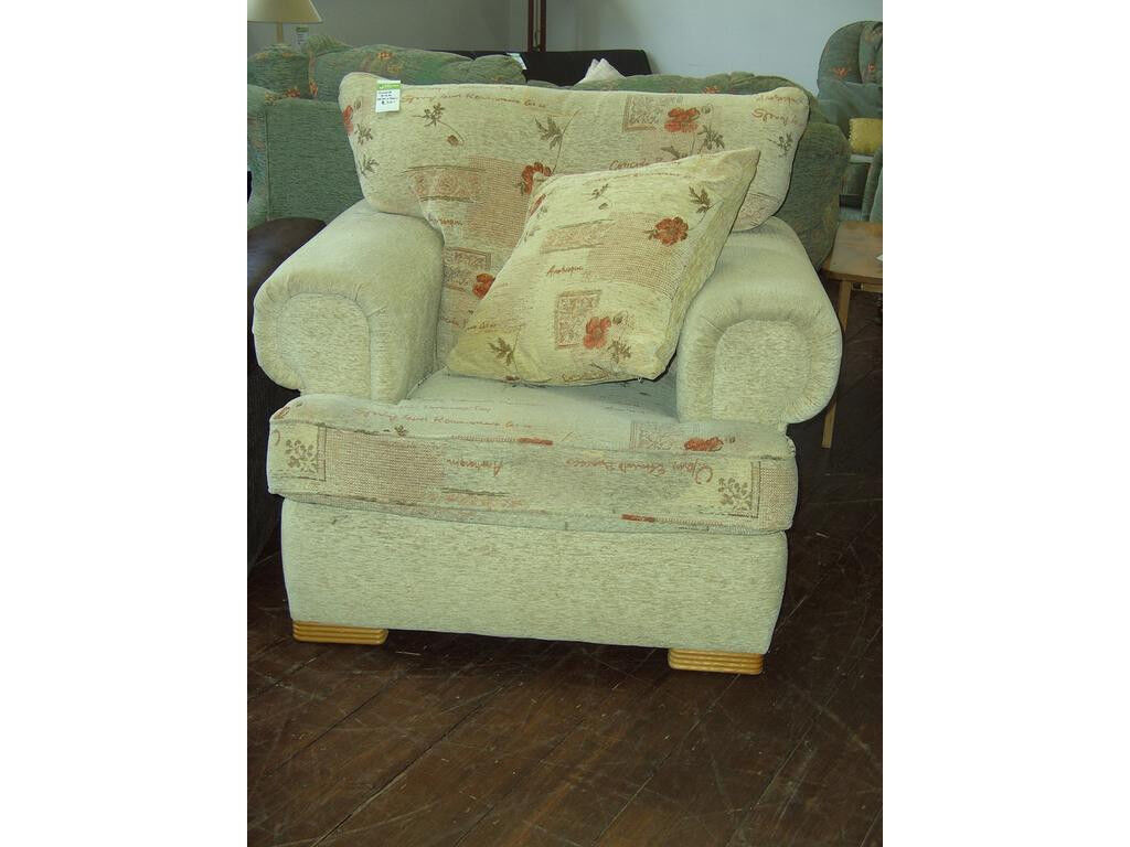 Armchairs x2 ref 19/24in Bungay, NorfolkGumtree - Hello, we are Emmaus Norwich in Ditchingham and have a selection of items from our extensive second hand showroom. I have to be honest...we have had these armchairs or a few weeks now and I cant understand why. They are supremely comfortable and look...
