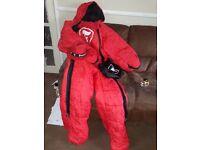 Firestone sleep suit / bag