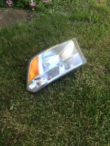 2011 Dodge Ram headlight