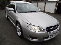 SUBARU LEGACY 4x4, LEATHER,FULL MOT,EXCELLENT TYRE