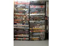 Approx 500 dvd's all original