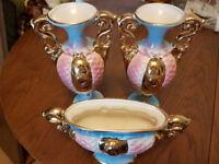 Italian porcelain pouring set