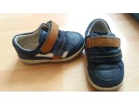 Toddlers Clarks Shoes (Boys) 5G