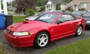 1999 Ford Mustang Convertible