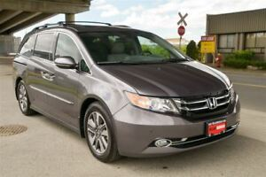 2015 Honda Odyssey 4 TO CHOOSE FROM! Coquitlam Location 604-298-