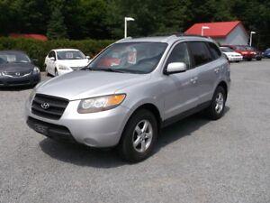 2007 Hyundai Santa Fe GL 5 places