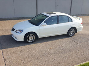 2005 Acura EL...AUTOMATIC ONLY 159km