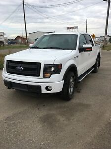 2013 Ford F-150 Ecoboost FX4 short box crew cup